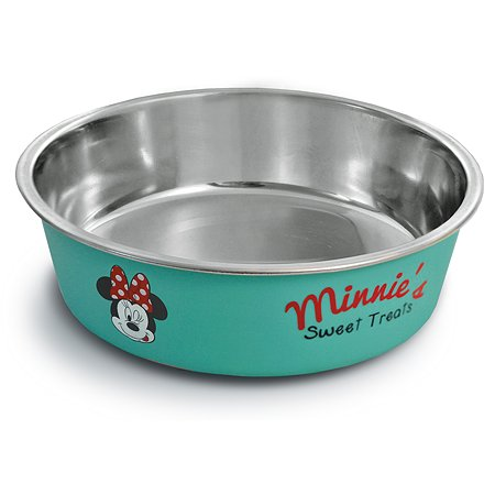 Миска для собак Triol Disney Minnie and Treats на резинке 0.45л 30251039