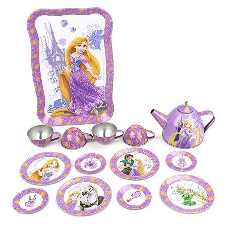 Набор чайной посуды Disney Принцесса Рапунцель