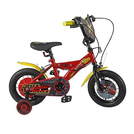 Велосипед Disney Тачки 12 дюймов Красный ВН12109