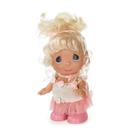 Кукла Precious Moments Mini Балерина Блондинка 5286