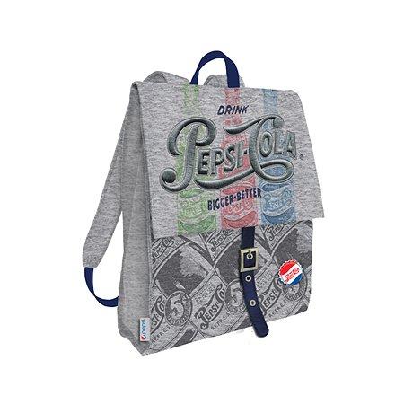 Рюкзак Kinderline Pepsi (серый)