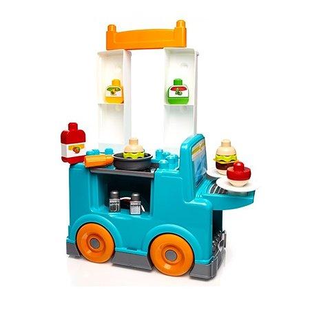 Набор Mega Bloks Продуктовый фургон