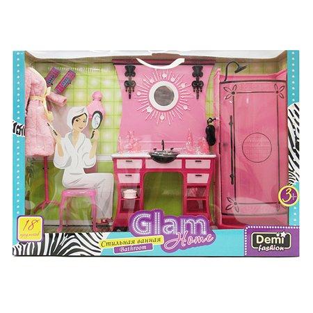 Ванная комната Demi Star для куклы
