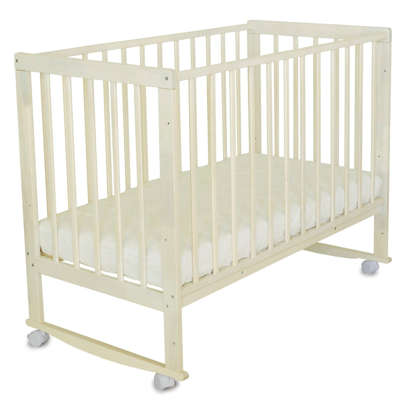 Кровать Babyton Береза New Снежная 310115