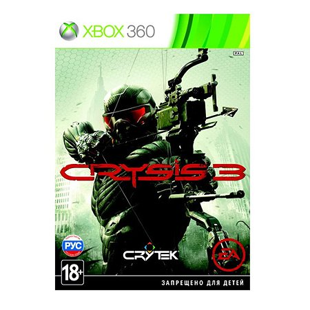 Игра Electronic Arts Crysis 3 Classics Xbox 360
