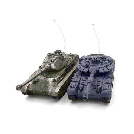 Набор HK Industries Танковый бой РУ 1 28 ЗУ акк