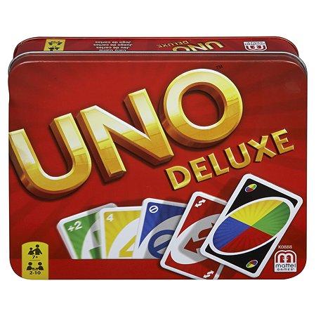 Игра настольная UNO Deluxe K0888
