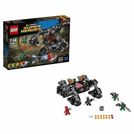 Конструктор LEGO Super Heroes Сражение в туннеле (76086)