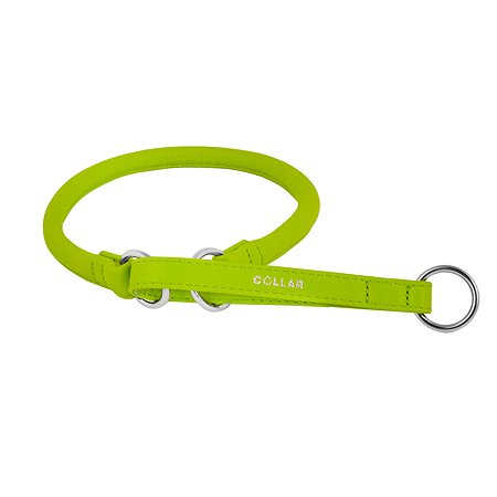 Ошейник-удавка для собак CoLLar Glamour Зеленый 75525