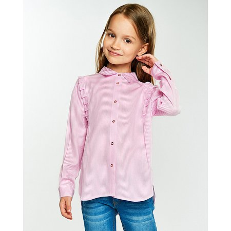 Рубашка Futurino розовая