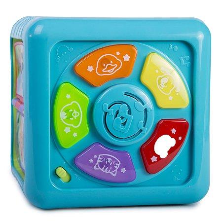 Куб развивающий Baby Go со светом и музыкой