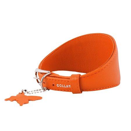 Ошейник для собак CoLLar Glamour борзых Оранжевый 34664