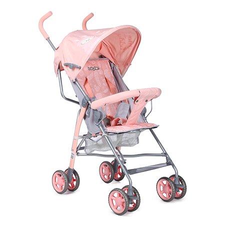 Коляска-трость Babyton Zoo Light Pink FL801-C-3