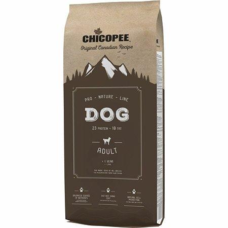 Корм для собак Chicopee PNL 20кг 9303320