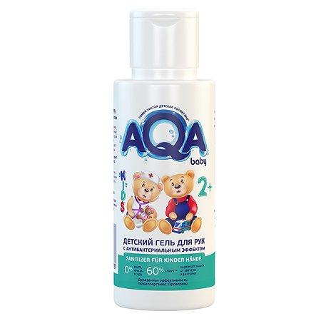 Гель для рук AQA baby антибактериальный 100мл 2018102