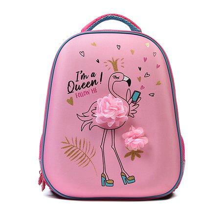 Ранец школьный Erhaft Фламинго SL-FL01