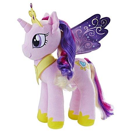 Игрушка мягкая My Little Pony Пони с волосами Каданс E0431EU4