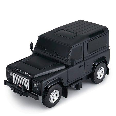 Машина Rastar РУ 1:14 Land Rover Defender Трансформер Черный 76420