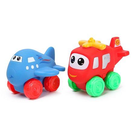 Набор игрушек Baby Go на колесах 2шт JZD-036