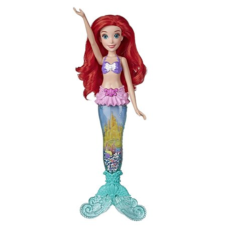 Кукла Disney Princess Hasbro Ариэль интерактивная E63875L0