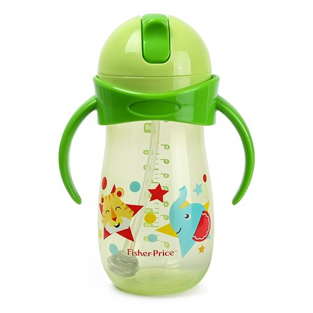 Поильник Baby Go Fisher Price 270мл Green СС-С1-1051