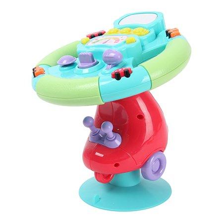 Игра развивающая BabyGo Руль OTE0640439