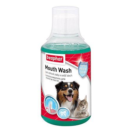 Жидкость для собак и кошек Beaphar Mouth Water для чистки зубов 250мл