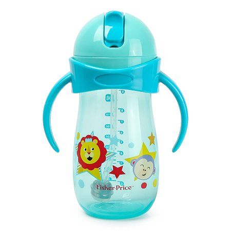 Поильник Baby Go Fisher Price 270мл Blue СС-С1-1051