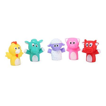 Набор игрушек на пальцы Baby Go 5 шт. TL-20