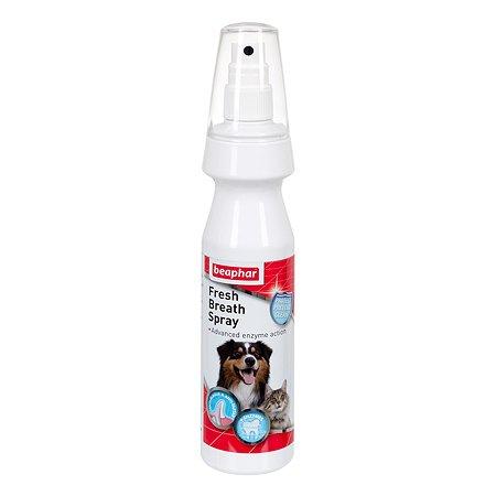 Спрей для собак Beaphar Fresh Breath Spray для чистки зубов 150мл