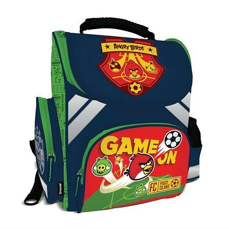 Ранец Kinderline Angry Birds (синий)