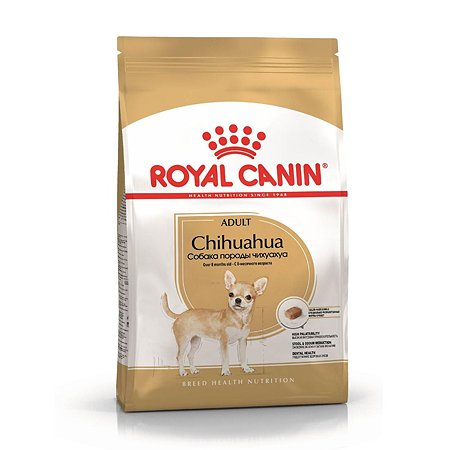 Корм для собак ROYAL CANIN породы чихуахуа 500г