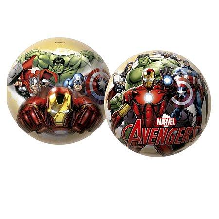 Мяч Unice Мстители 23 см в ассортименте