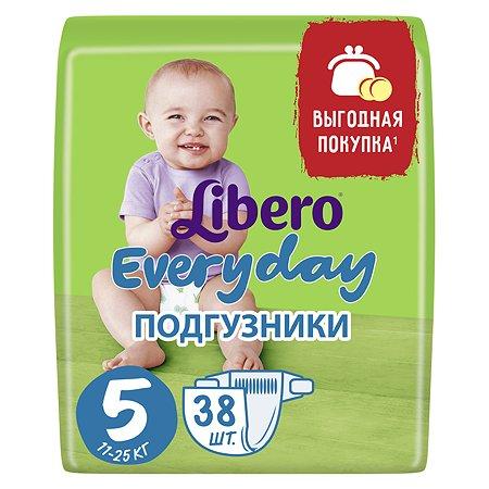Подгузники Libero Everyday 5 11-25кг 38шт