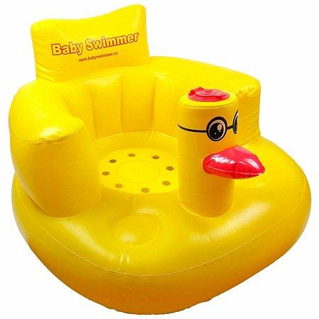 Кресло надувное BabySwimmer 6-36месяцев BSC-01