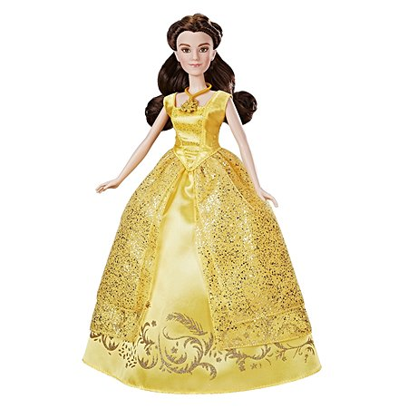 Кукла Princess Поющая Бэлль