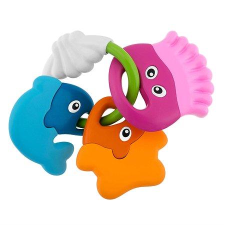 Игрушка-погремушка Chicco Морские животные