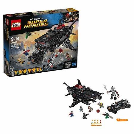 Конструктор LEGO Super Heroes Нападение с воздуха (76087)