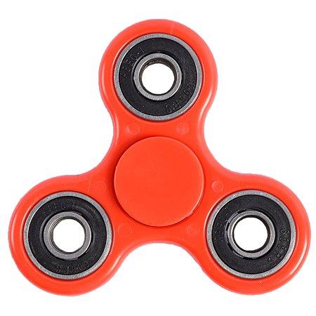 Спиннер Fidget Its для рук красный, металлический подшипник Fidget Spinner FSPIN0017