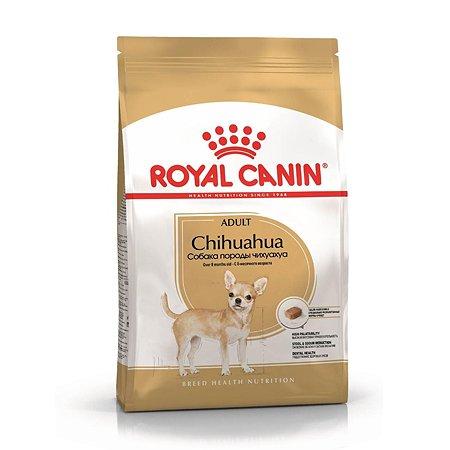 Корм для собак ROYAL CANIN породы чихуахуа 1.5кг