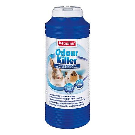 Ликвидатор запаха грызунов Beaphar Odour Killer для клеток и загонов 600г