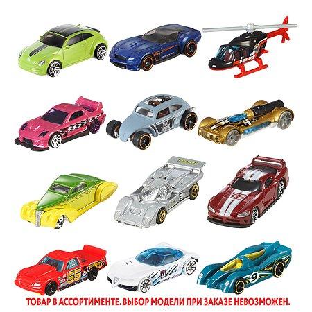Подарочный набор Hot Wheels из 3 машинок в ассортименте