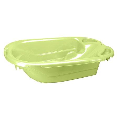 Ванна Пластишка 34л Салатовая 431300810
