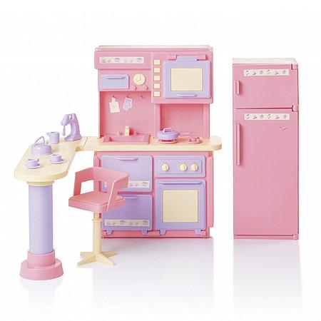 Кухня Огонек Маленькая принцесса С-1436