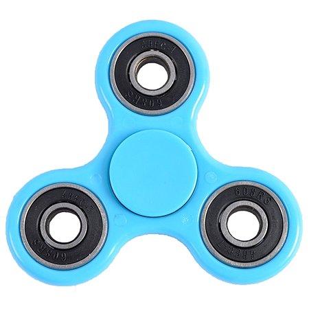 Спиннер Fidget Its для рук синий, металлический подшипник Fidget Spinner FSPIN0018