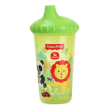 Поильник Baby Go Fisher Price 250мл Green BD-11112