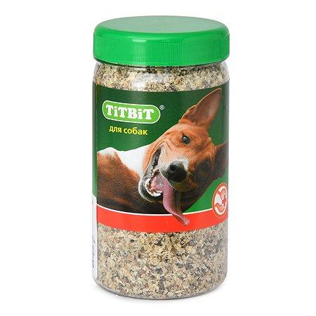 Лакомство для собак TITBIT Рубец говяжий молотый 0.35 л