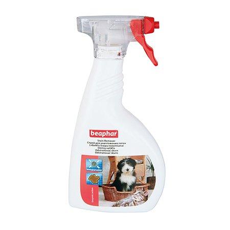 Спрей для собак и кошек Beaphar Stain Remover для уничтожения пятен 400мл