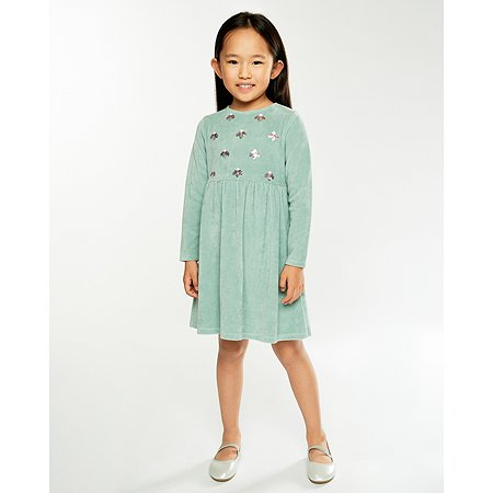 Платье Artie зелёное