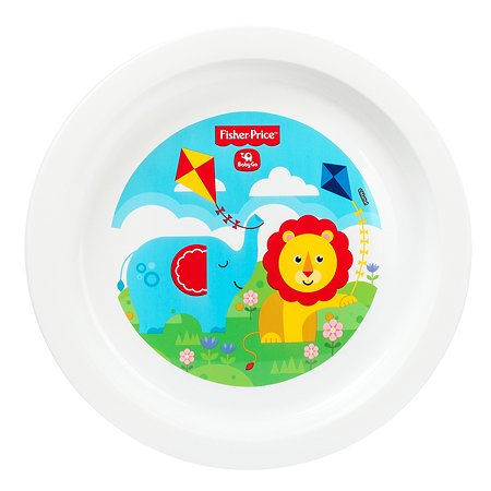 Тарелка Baby Go Fisher Price Blue BD-14056-FP